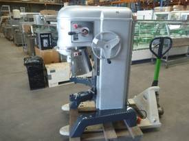 COMMERCIAL 60 LITRE PLANETARY DOUGH MIXER - picture1' - Click to enlarge