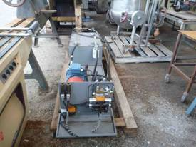 ELECTRIC HYDRAULIC POWER PACK/ 5.5HP - picture2' - Click to enlarge