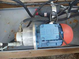 ELECTRIC HYDRAULIC POWER PACK/ 5.5HP - picture3' - Click to enlarge