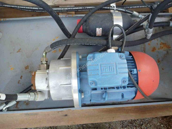 ELECTRIC HYDRAULIC POWER PACK/ 5.5HP