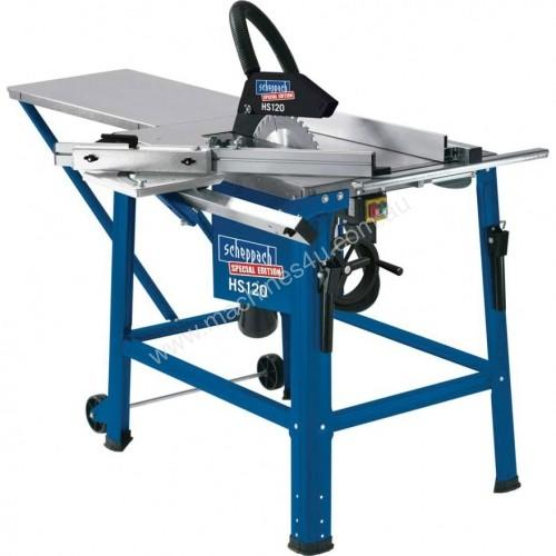 New Scheppach Rip & Table Saws for sale - HS120 - $495
