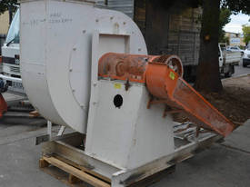 Zurin Clarage Fan Large material handling dust ext - picture0' - Click to enlarge