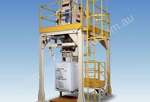 Australian Weighing Equipment bulk bag filling system