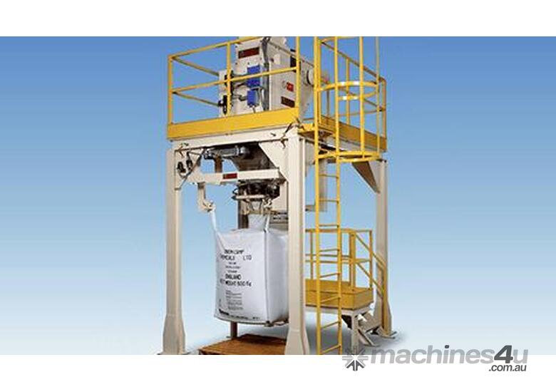 Bulk Bag Filling System: Up to 2000KG: Fast