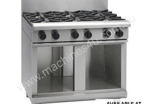 Waldorf 800 Series RNL8600G-CB - 900mm Gas Cooktop Low Back Version