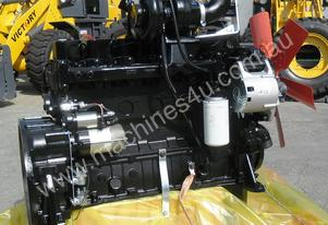Cummins 6BT5.9 - C130 Diesel Engine - New complete