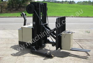 1.8t CROWN Walkie Reach Forklift
