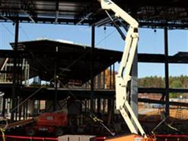 JLG 340AJ Articulating Boom Lift - picture0' - Click to enlarge