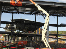 JLG 340AJ Articulating Boom Lift - picture7' - Click to enlarge