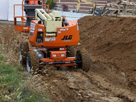 JLG 340AJ Articulating Boom Lift - picture10' - Click to enlarge