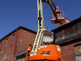 JLG 340AJ Articulating Boom Lift - picture12' - Click to enlarge