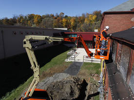 JLG 340AJ Articulating Boom Lift - picture16' - Click to enlarge