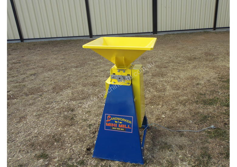New Grain Roller Mill Horse Cattle Pig Sheep Poultry