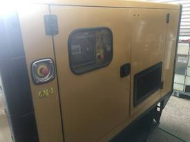 Caterpillar / Olympian 55kVA Generator, low hours - picture4' - Click to enlarge