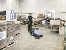 Nilfisk .SW750 Battery Powered Vac Sweeper - picture1' - Click to enlarge