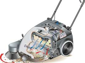 Nilfisk .SW750 Battery Powered Vac Sweeper - picture2' - Click to enlarge