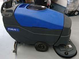 Nilfisk Focus II scrubber - picture2' - Click to enlarge