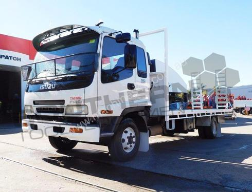 FRR500 Beavertail Truck #2223A Only 420000 km