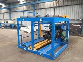 SOLD SWI 1500mm Wide Powered Decoiler - picture0' - Click to enlarge