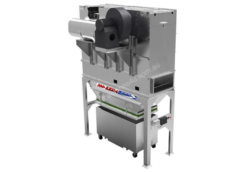 Reverse pulse 7.5kw . Compact and effective