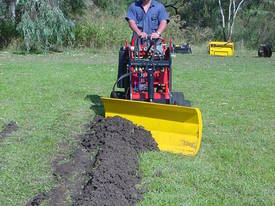 NEW DINGO MINI LOADER HYDRAULIC DOZER BLADE - picture1' - Click to enlarge