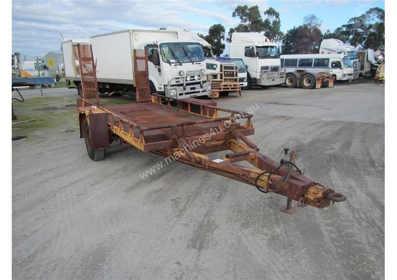 Used Customize Trailers - Semi for sale - Custom Trailer (Plant)