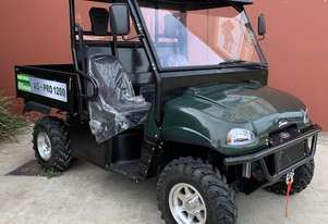 2020 FARM BUGGY AG-PRO 1200 HI-TECH DIESEL UTV | 2WD-4WD DIFF LOCKS