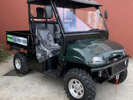 AG-PRO 1200 HI-TECH DIESEL UTV | 2WD-4WD DIFF LOCKS - picture0' - Click to enlarge