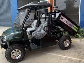 AG-PRO 1200 HI-TECH DIESEL UTV | 2WD-4WD DIFF LOCKS - picture3' - Click to enlarge