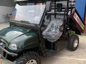 AG-PRO 1200 HI-TECH DIESEL UTV | 2WD-4WD DIFF LOCKS - picture1' - Click to enlarge
