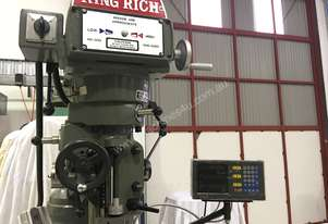King Rich   Milling Machine