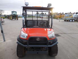 Kubota RTV900 Utility Vehicle - picture1' - Click to enlarge