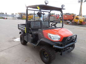 Kubota RTV900 Utility Vehicle - picture2' - Click to enlarge