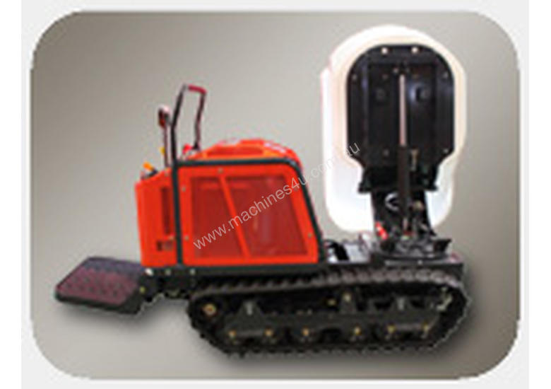 Canycom SC75 Rubber Track Concrete Buggy