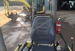 YANMAR MINI EXCAVATOR - LOW HOURS