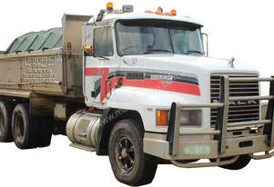 Mack Alloy Tipper, Airbag, 375HP