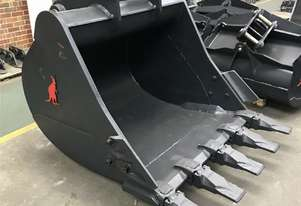 Roo Attachments  30-35 Tonne Trenching Bucket 1500mm