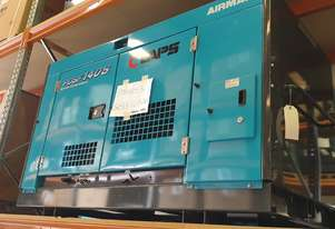 AIRMAN PDSF140S-5C3 High Pressure 140cfm Portable Diesel Air Compressor