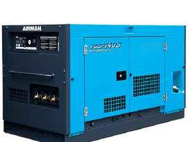 AIRMAN PDSF140S-5C3 High Pressure 140cfm Portable Diesel Air Compressor - picture15' - Click to enlarge