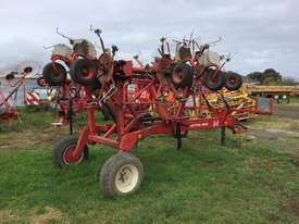 Lely LOTUS 900 Rakes/Tedder Hay/Forage Equip - picture1' - Click to enlarge