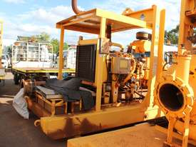 sykes CP 3001i water  pump  ,2012model , low hours , mine spec , C9 acert cat powered - picture1' - Click to enlarge