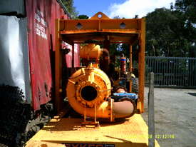 sykes CP 3001i water  pump  ,2012model , low hours , mine spec , C9 acert cat powered - picture3' - Click to enlarge