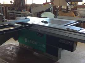 Altendorf F45 Panel Saw - picture0' - Click to enlarge