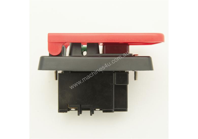 Push Button Mechanical Switch with Cover and E-Stop Paddle