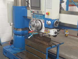 2014 Ajax Morgon Touch Screen Automatic Radial Drilling Machine - picture0' - Click to enlarge