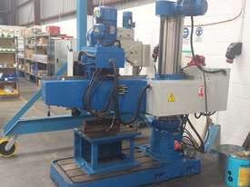 2014 Ajax Morgon Touch Screen Automatic Radial Drilling Machine - picture3' - Click to enlarge