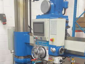 2014 Ajax Morgon Touch Screen Automatic Radial Drilling Machine - picture5' - Click to enlarge