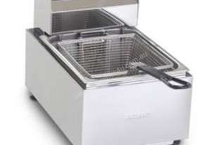 Roband - F18 - Single Pan Fryers / 8 Liter Capacity