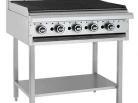 Luus Essentials Series 900 Wide Grills & Chargrills 900 grill & shelf - picture0' - Click to enlarge