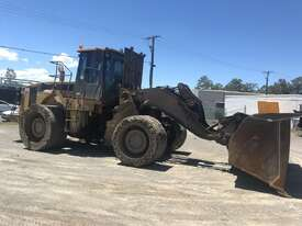 Caterpillar 980G Loader/Tool Carrier Loader - picture3' - Click to enlarge